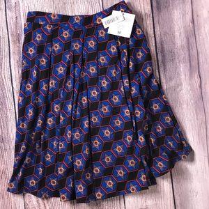 Lularoe Madison Skirt Med NWT